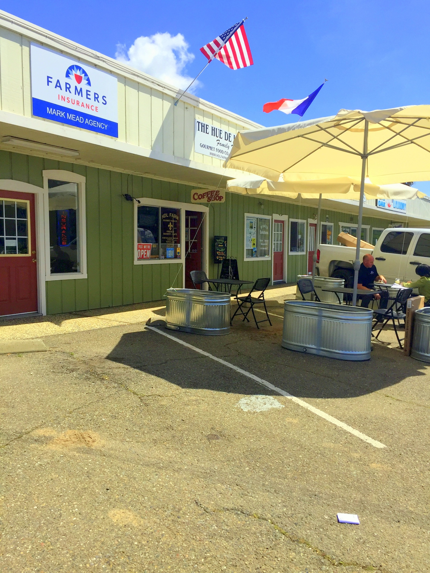 New Eating Places In Clearlake Oaks